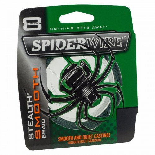 Spiderwire Stealth Smooth 8 Grøn